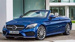 2016 Mercedes Benz C Class Cabriolet Review  First Drive