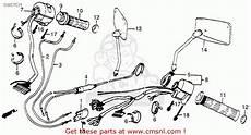 Honda Vt700c Shadow 1985 Usa Parts Lists Car Interior Design