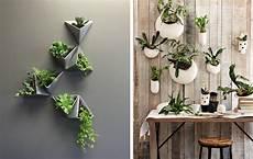 Pot Fleur Interieur La Fabrique 224 D 233 Co Un Mur V 233 G 233 Tal Le Jardin Vertical En