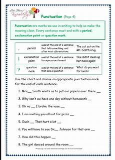 punctuation worksheets skillsworkshop 20892 grade 3 grammar topic 30 punctuation worksheets lets knowledge