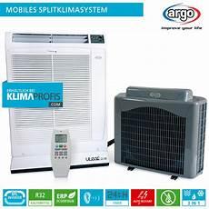 mobile split klimaanlage argo ulisse 13 dci mobiles splitklimager 228 t 4 kw mobile