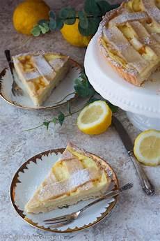 crema 2 tuorli crostata alla crema pasticcera di limone