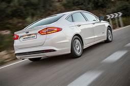 Mondeo Hybrid Review