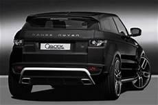 range rover evoque bodykit auspuff tagfahrleuchten felgen