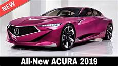 8 new acura cars that shine whithin honda s refreshed lineup of 2019 youtube