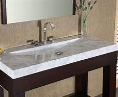 Bathroom Vanity Tops Modern integrated sinks bathroom vanities with a stylish