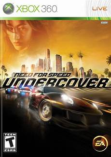 need for speed undercover xbox 360 ign