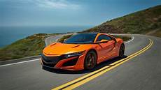 2019 acura nsx revised chassis high visibility paint the
