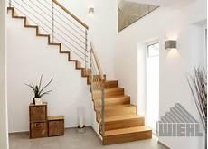 1 4 gewendelte treppe in eiche mit 4 kant gel 228 nderpfosten