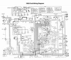 1954 ford car wiring diagram driverlayer search engine