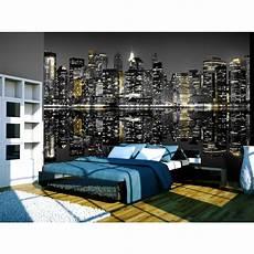 chambre a coucher new york papiers peints new york des d 233 corations ravissantes dans