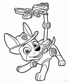 Malvorlagen Paw Patrol Tracker Paw Patrol Tracker Coloring Page Http Coloringpagesonly