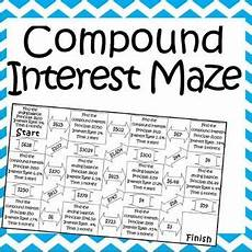 compound probability worksheets 8th grade 6002 compound interest maze curriculum mapping consumer math 8th grade math worksheets