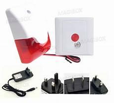 12v light alarm toilet alarms disabled medical alarm emergency button kit in emergency alarm