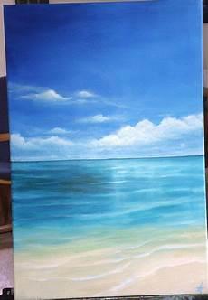 Malvorlagen Meer Und Strand Japan Meer Strand Acryl Gem 228 Lde Leinwand Holz Keilrahmen 40 X 60