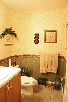 country girl home my parents half bath makeover