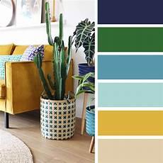 blau und gelb kombinieren welche farbe passt zu gelb wohnideen und
