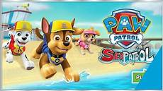 Paw Patrol Nickelodeon Malvorlagen Paw Patrol Sea Patrol Nick Jr