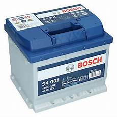 Bosch S4 001 12v 44ah 440 A En Autobatterie