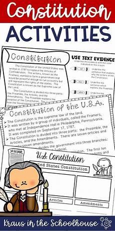 constitution activities constitution day constitution for kids constitution