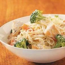 angel hair pasta with chicken recipe taste of home angel hair pasta with chicken recipe taste of home