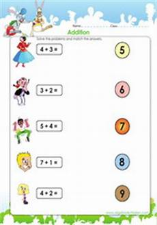 matching worksheets 15552 math worksheets for early beginners free pdf