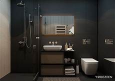 interior design in black 5 small studio apartments with beautiful design