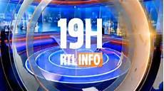 rtl infos vous l avez manqu 233 revivez le premier nouveau rtl info 19h vid 233 o rtl
