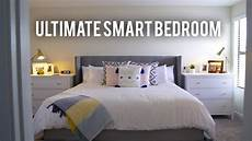 ultimate smart home bedroom guide and room tour 2017 youtube