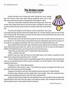 story writing worksheets for grade 5 22944 resources