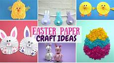 easter paper craft ideas paper crafts for
