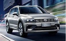 2018 volkswagen tiguan l r line cn wallpapers and hd