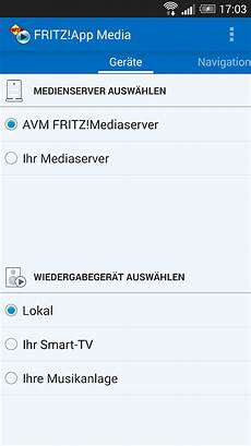 Fritz App Media 2 7 1 Apk Android Audio