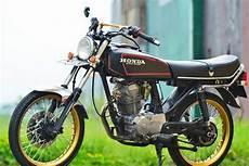 Gl 100 Modifikasi Mesin Tiger by Virus Modifikasi Honda Gl 100 Mulai Menjamur Satipnglalu