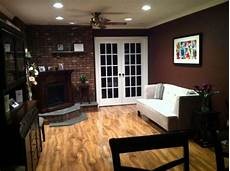 living room colors to brighten modern house