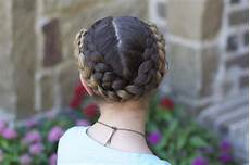 easy fold up braids back to school hairstyles cute