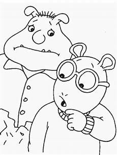 free printable arthur coloring pages for kids