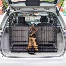 hundek 228 fig auto transportbox hund drahtk 228 fig s xxxl