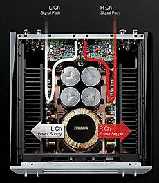 yamaha m 5000 power lifier audiophil e