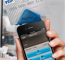 paypal mobile credit card paypal reveals mobile credit card reader undercuts