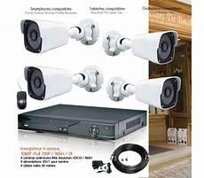 Syst 232 Me Surveillance Dvr Hdcvi Avec 4 233 Ras