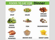 Food For Weight Loss, Muscle Gain & Metabolism ~ Fitness