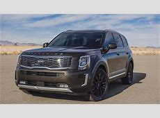 2020 Kia Telluride same platform as Hyundai Palisade   YouTube