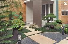 Putra Garden Bali Galeri Foto Desain Taman Minimalis