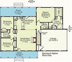 ranch house plans with split bedrooms split bedroom country ranch 62099v 1st floor master