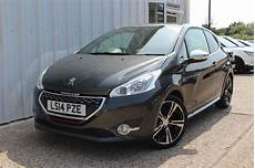 peugeot 208 winter edition used grey peugeot 208 for sale virginia water surrey