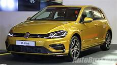 Volkswagen Malaysia Introduces The New Golf Tsi Quot R Line