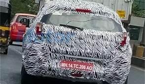 Tata 45X Premium Hatchback Spotted To Challenge Maruti