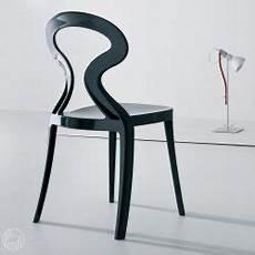 sedia arreda stuhl mit design aus technopolymeren stapelbar in