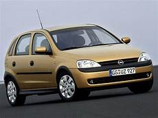 opel corsa technical specifications and fuel economy